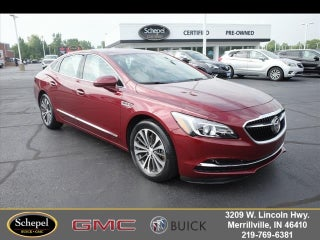 Used Buick La Crosse Merrillville In