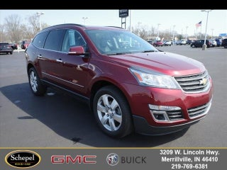 Used Chevrolet Traverse Merrillville In